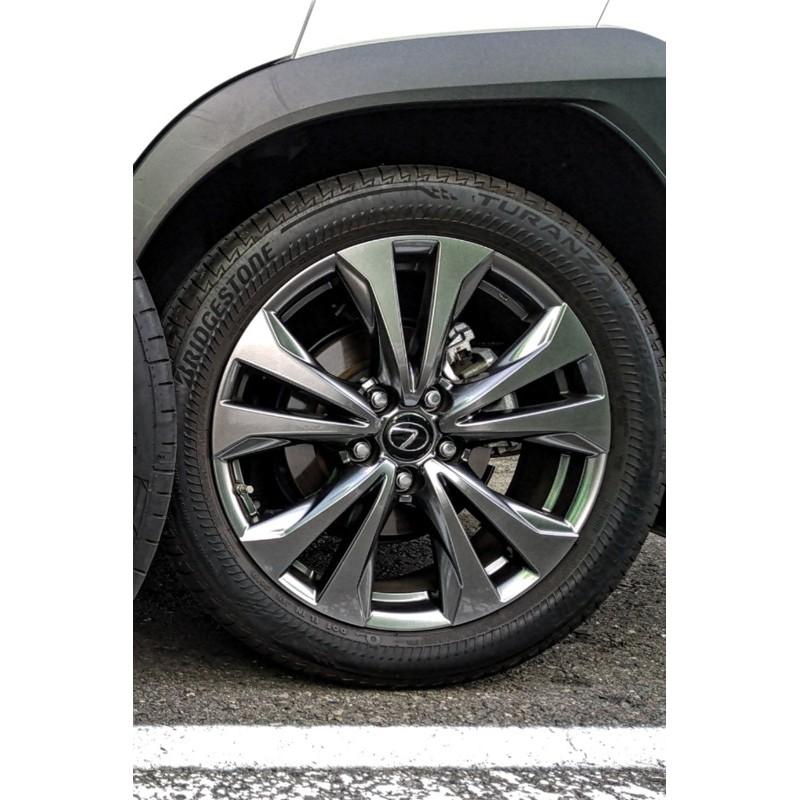 Lexus UX原廠F sport 18吋鋁圈