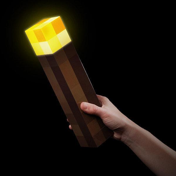 LD拉迪賽-Minecraft 火把 火炬 手電筒 小夜燈 壁燈