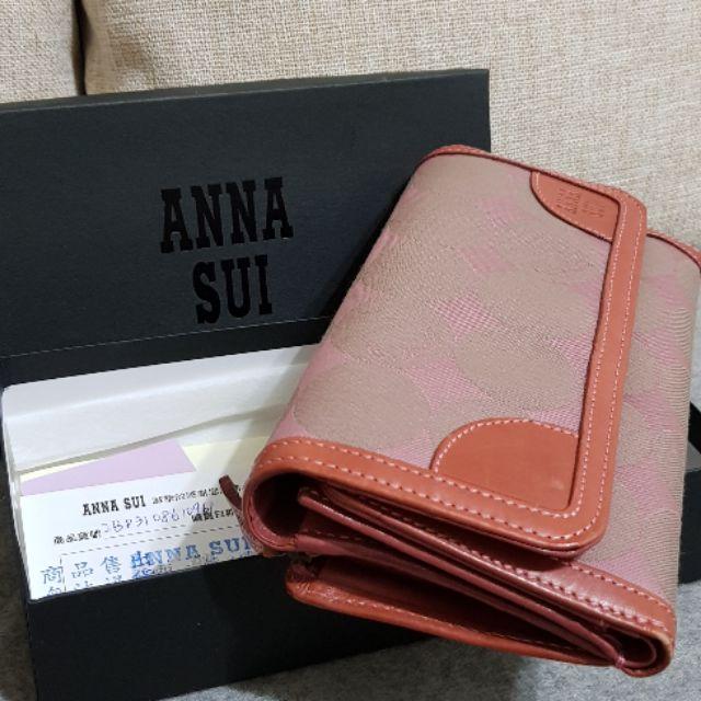 ANNA SUI 安娜蘇長夾(絕版)九成新~購於南西三越