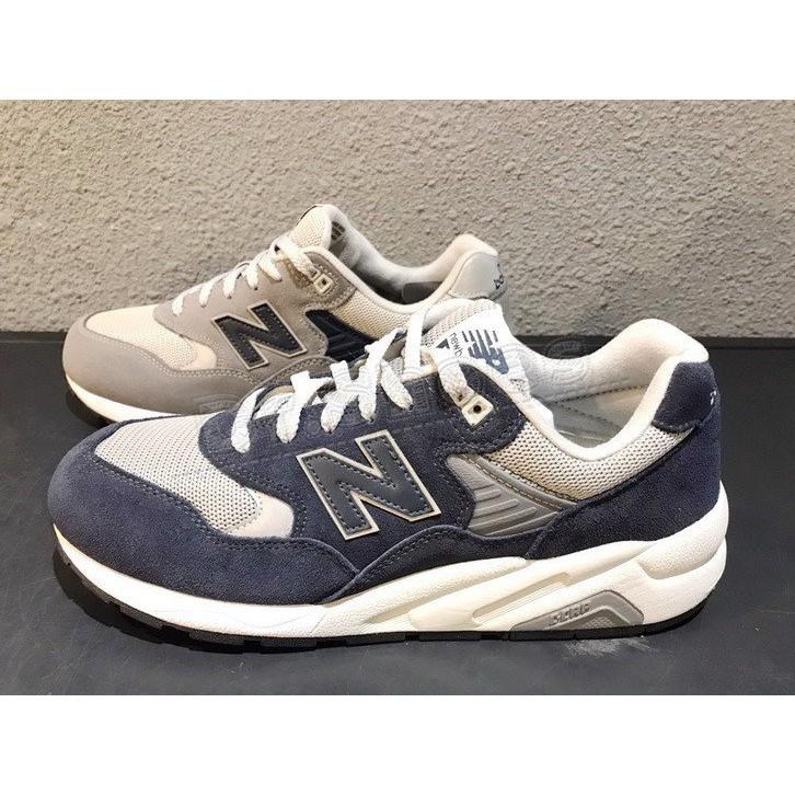 New Balance NB 580 余文樂著用 復古慢跑潮鞋 CMT580CA CMT580CB