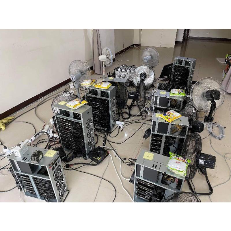 (小樹3c) 礦機 現貨 機箱式 小資族礦機 被動收入 疫情(rtx 3060 tuf rog