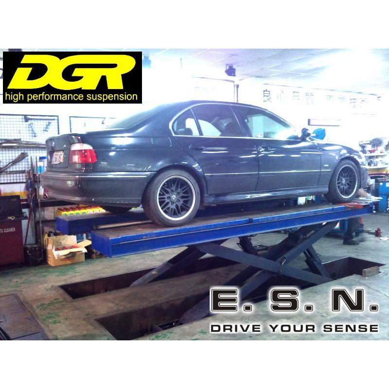 MS改避震【 DGR 高低軟硬可調避震器 BMW - E39 專用 】0184