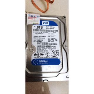 WD 1tb 1t 硬碟 測試出現黃色警示 可用於監控儲存 新北市