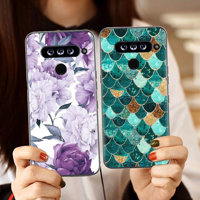 《電器商城》新款LG G8s手機殼G8 ThinQ手機套LG V50軟殼防摔硅膠V50 ThinQ保護殼