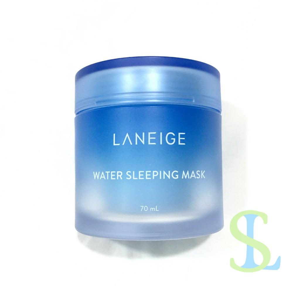 【現貨】韓國 LANEIGE蘭芝 睡美人香氛水凝膜 保濕淨亮 70ml 晚安凍膜 | SL Beauty