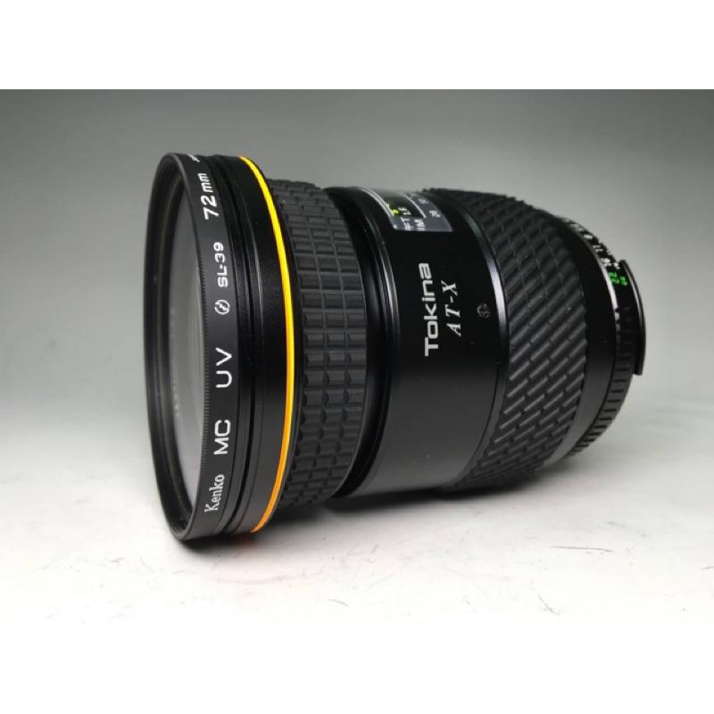 鏡頭 tokina 28 70mm af ais for Nikon f2.8 恆定光圈