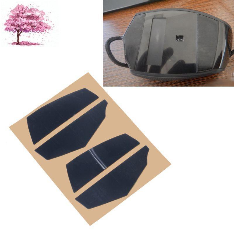 2 套用於 Logitech G600 的熱線遊戲鼠標腳鼠溜冰鞋