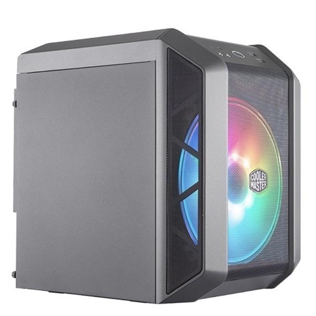 Cooler Master H100 免運 ARGB 機殼 機箱 Mini ITX