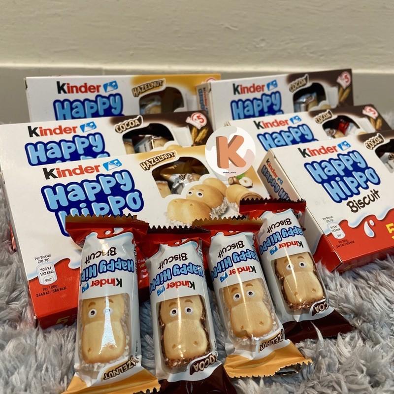 ❗️現貨❗️熱銷🔥【香港代購】健達河馬巧克力/白巧克力🍫