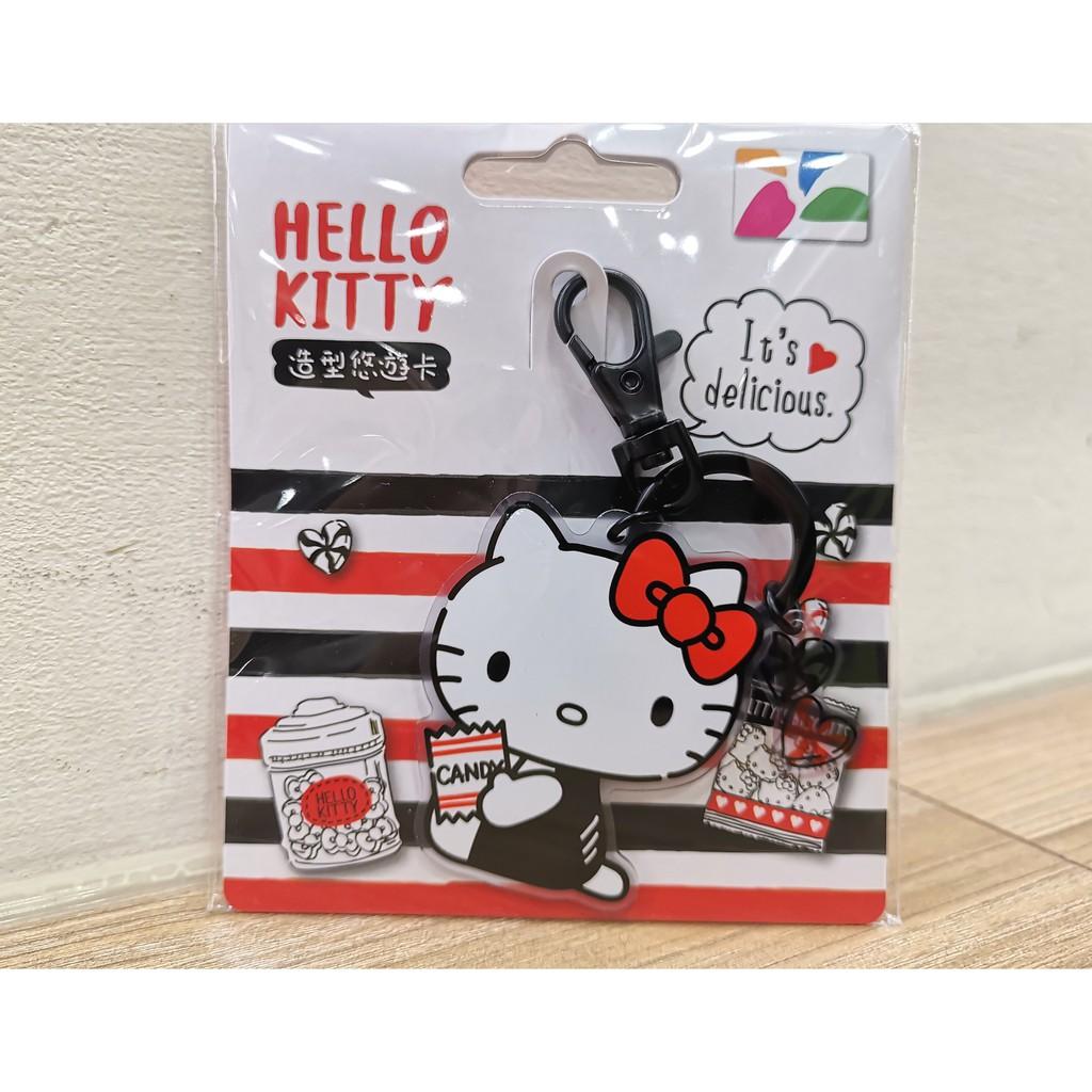 20小時出貨 Hello Kitty悠遊卡40款造型可挑 1金運達摩2好朋友3 NYA kitty聯名造型4驚訝貓凱蒂貓