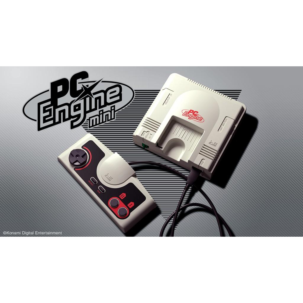 KONAMI 日版 PC Engine mini 迷你復刻版