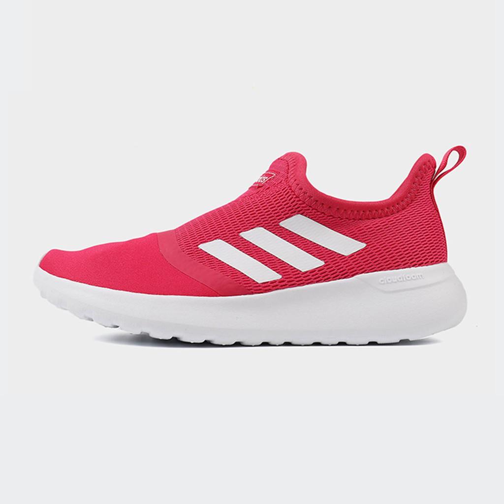 Adidas鞋 運動鞋 Adidas/阿迪達斯2020秋季女子LITE RACER SLIPON跑步鞋FX3805