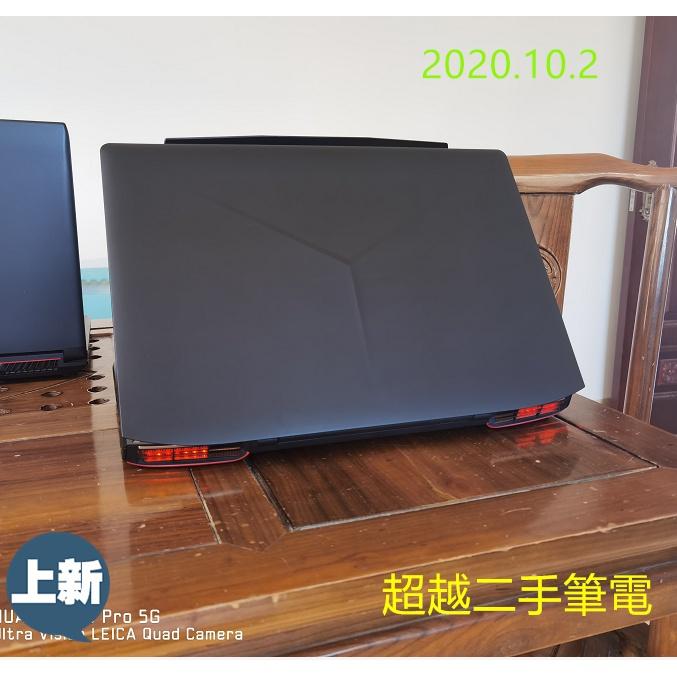 【二手筆電】AIERXUAN焰魔G2 專業遊戲電競筆電i77700+16GB+512GB SSD+GTX1060 6GB