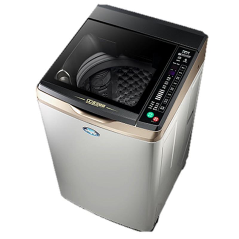 SANLUX 三洋 15公斤 DD直流變頻超音波單槽洗衣機 SW-15DVGS