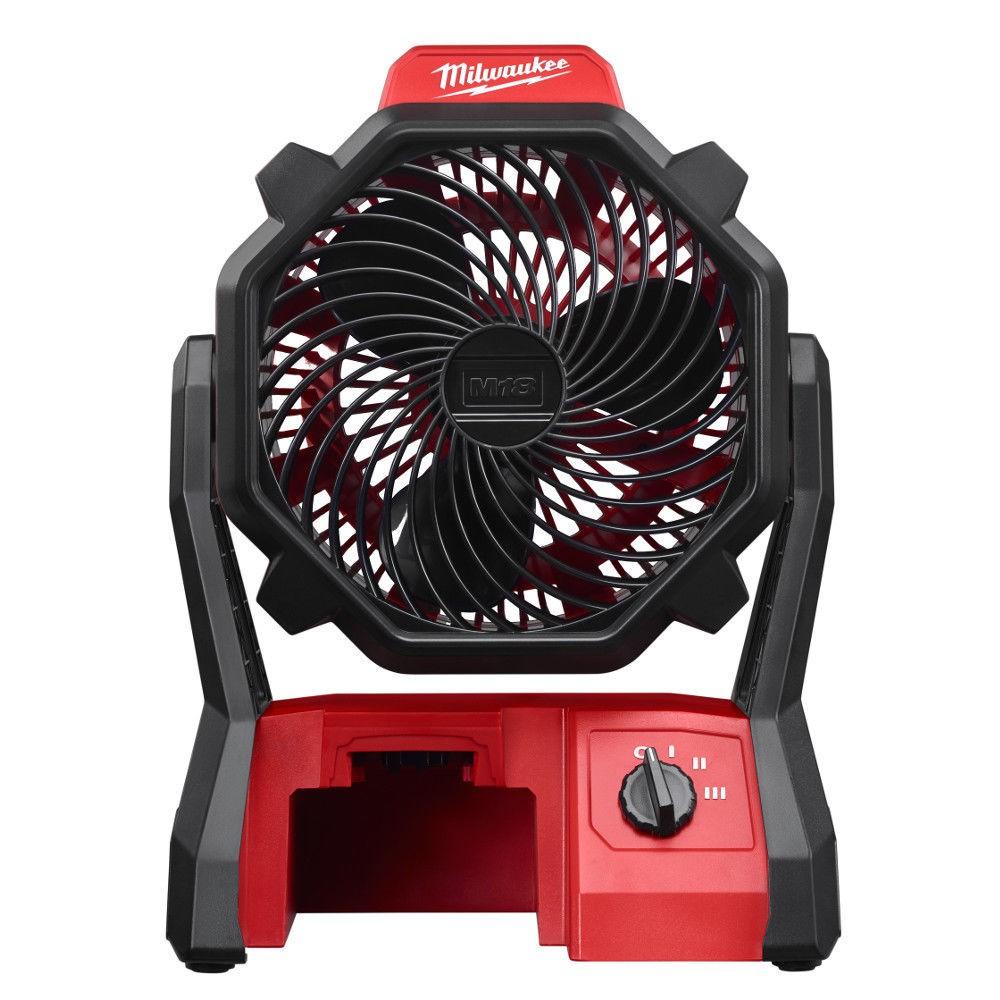【米沃奇福利社】全新 Milwaukee M18 0886 / AF-0 電風扇 內含110V原廠變壓器 tool