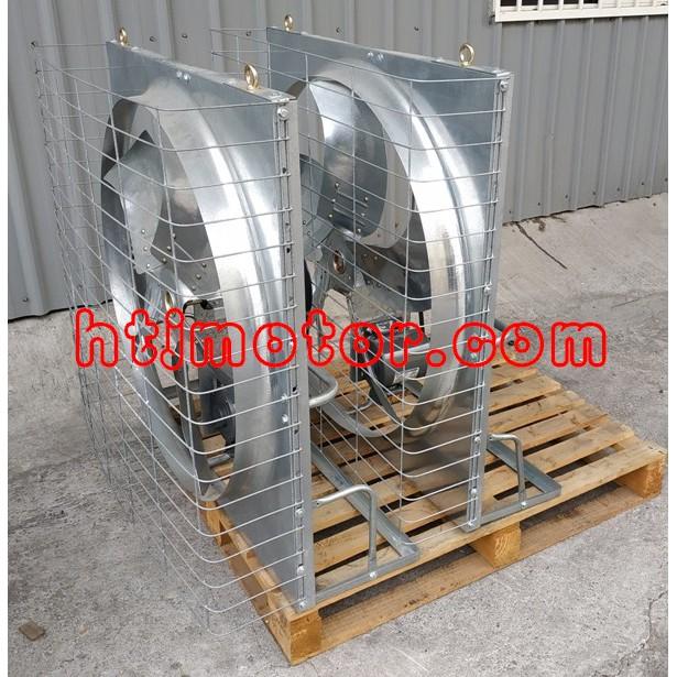 """勝田 1HP 36"""" 42"""" 簡易型工業排風機 畜牧扇 36吋 42吋 抽風機 通風機 送風機 抽風扇 排風扇 通風扇"""