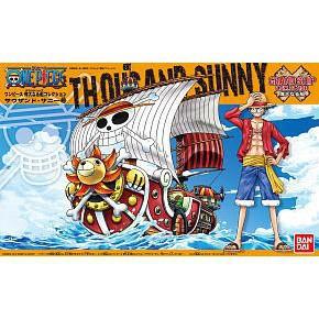 【WS】BANDAI 航海王 海賊王 偉大船艦收藏系列01 千陽號 草帽海賊團 組裝模型