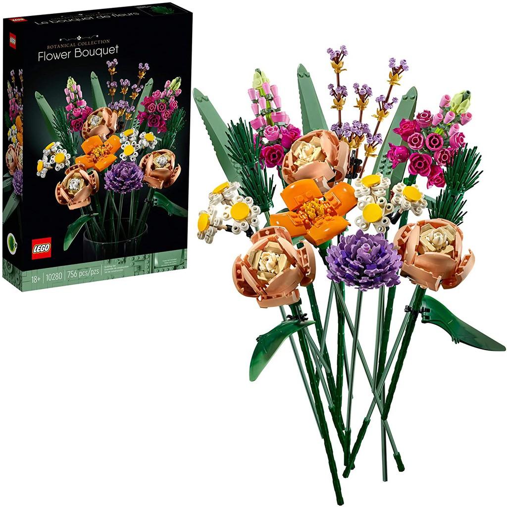 【預購1月底到貨】樂高 10280 LEGO 10280 創意系列 花束 Flower Bouquet