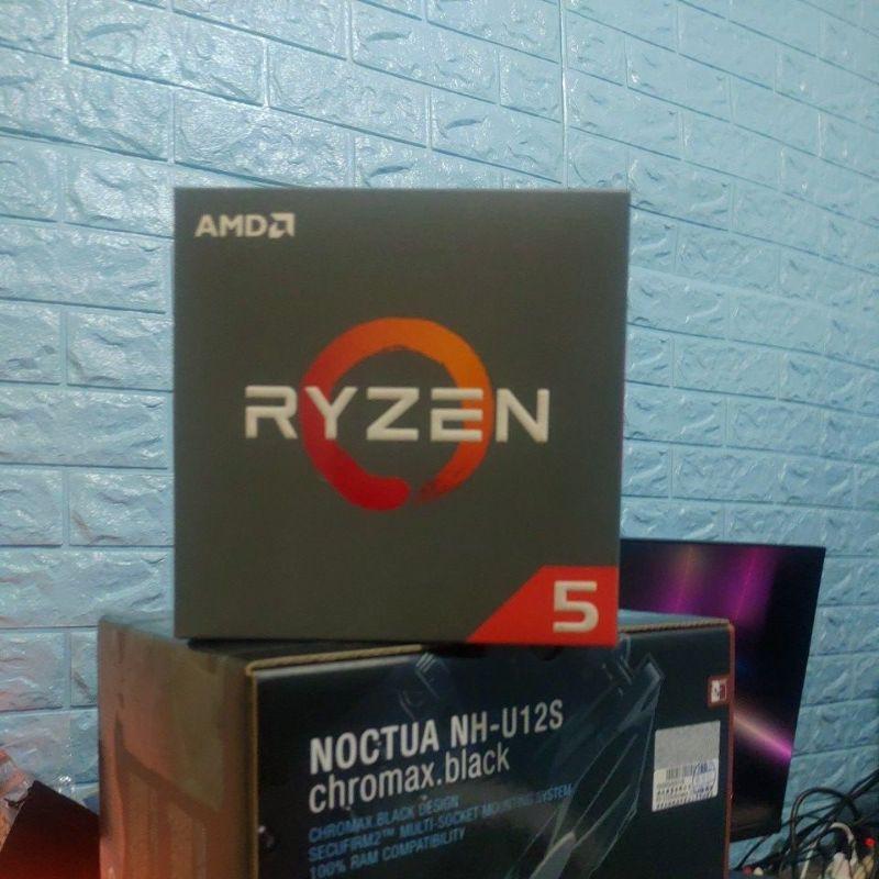 AMD RYZEN R5 2600X 6核心cpu