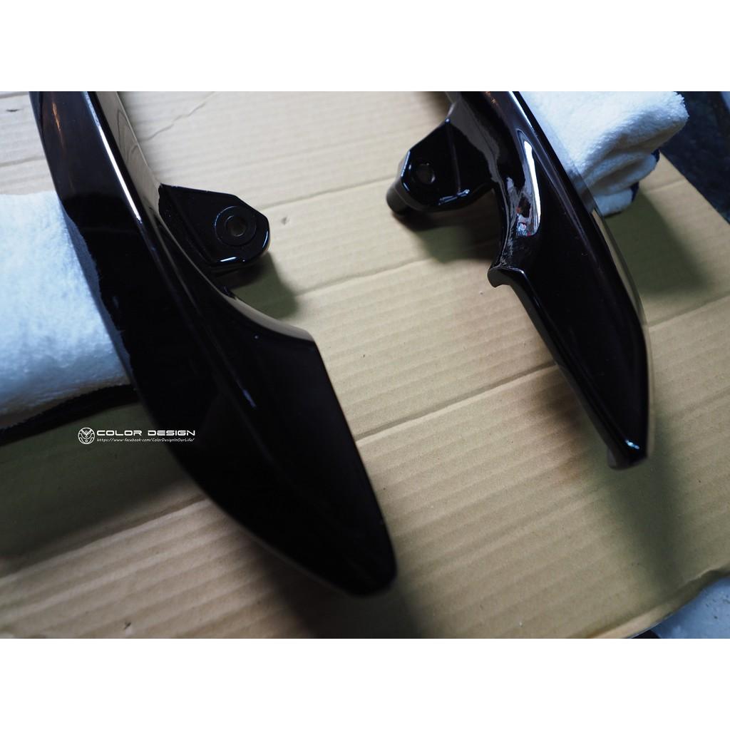 勁戰三代 四代 cygnus-x 原廠手工切割 分離式後扶手