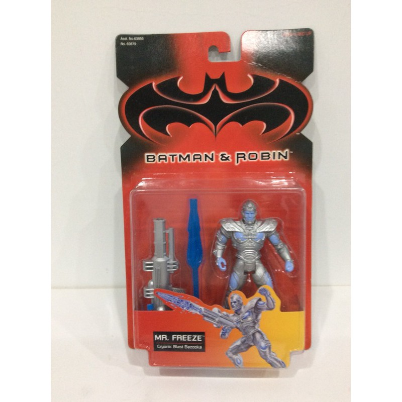 【烏力烏力屋】  KENNER BATMAN&ROBIN 蝙蝠俠 MR.FREEZE 急凍人
