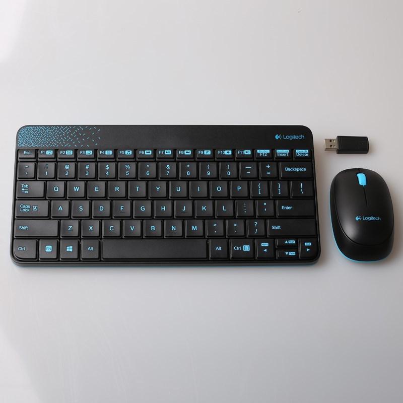 羅技MK240 m212接收器k240單鍵盤MK245迷你便攜無線鍵盤接收器