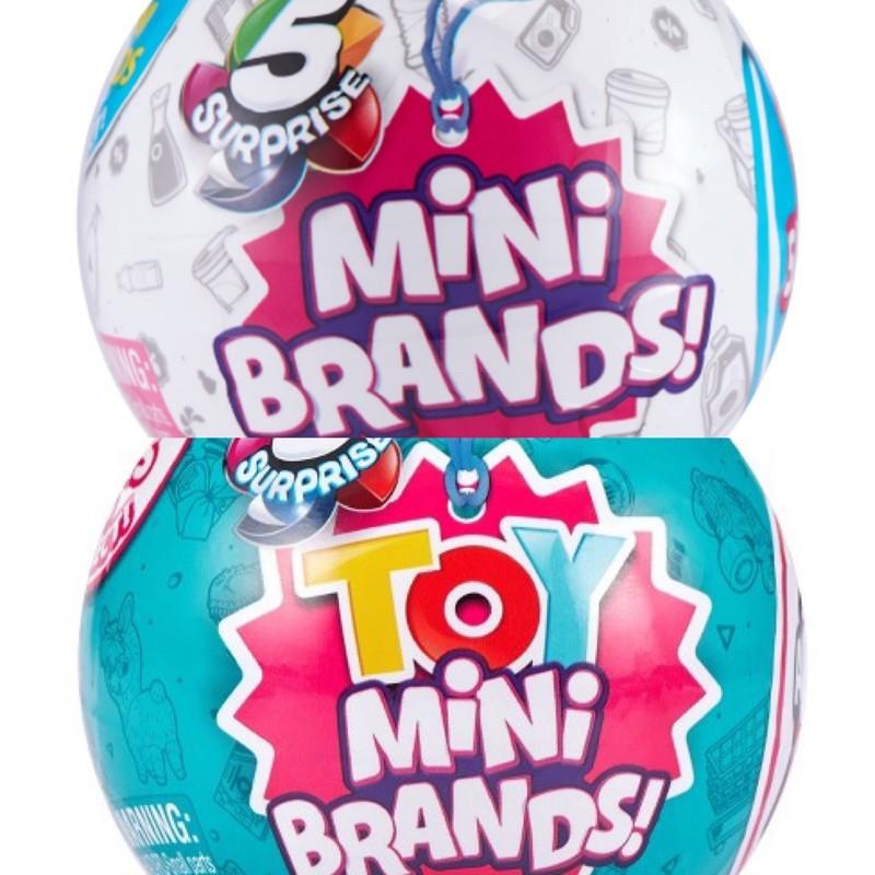 Toy mini brands 出清中 (隨機出貨)