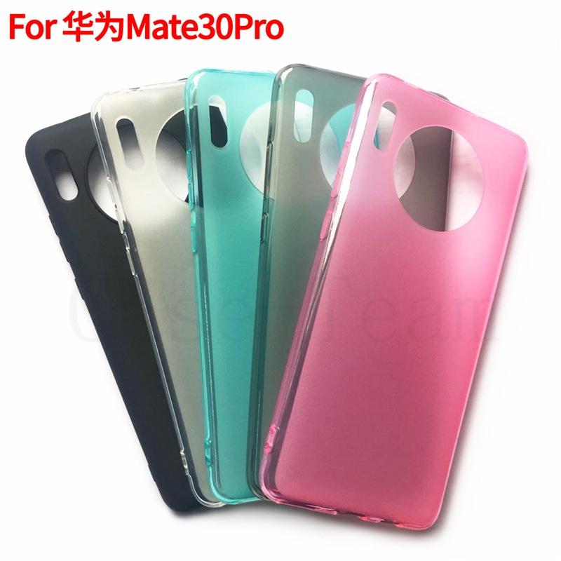 適用於華為 Mate 30 Pro 華為 Mate30 Pro 5G 華為 Mate 30E Pro 5G TPU 手機
