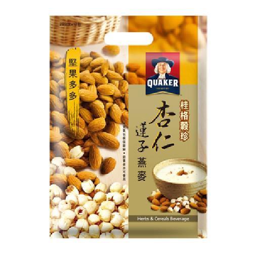 桂格 堅果多多-杏仁蓮子燕麥(29gX12包/袋)[大買家]