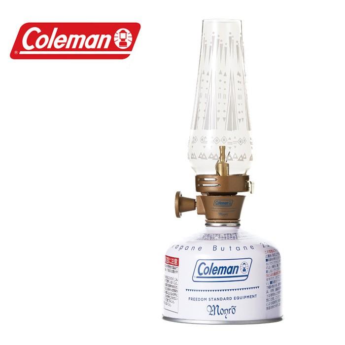 【Coleman 美國】INDIGO LABEL 盧美爾瓦斯燭燈 (CM-31624M000)
