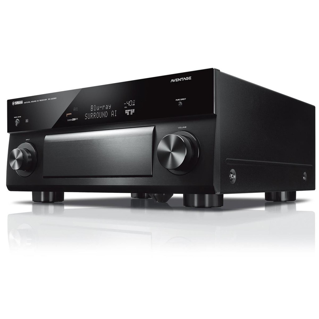 Yamaha AVENTAGE RX-A3080 9.2-Channel Wifi A/V Receiver 擴大機