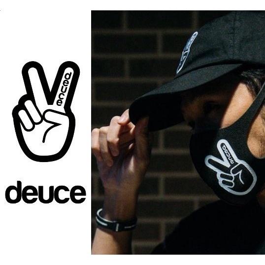 Deuce 運動口罩 黑色口罩 跑步口罩(非醫療級口罩)