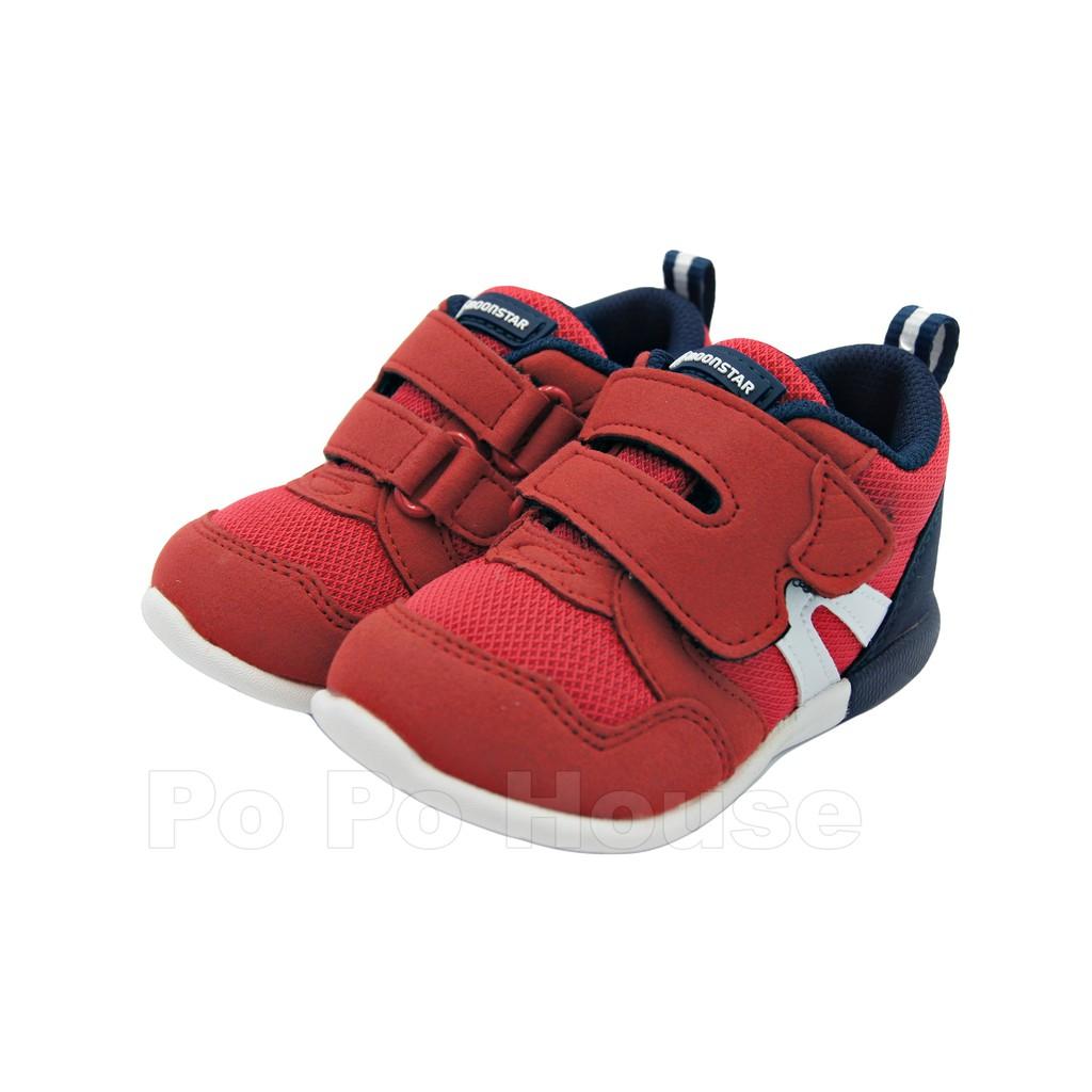<>  Moonstar月星童鞋 日本機能鞋 寶寶鞋 矯正鞋 HI系列  3E寬楦 (J9681)