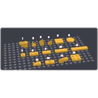 菜菜 第三方 黃色 機甲 moc 積木 零件 相容 樂高 LEGO 樂拼 萬格  散件 積木 零件 臺南市