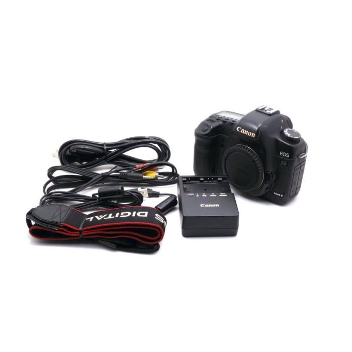 【台中青蘋果3C】Canon EOS 5D Mark II 5D2 5DII 單機身 二手 單眼相機 #25775