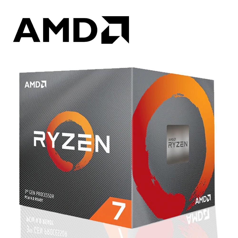 AMD Ryzen 7 3700X 中央處理器 (R7-3700X) 原廠保固