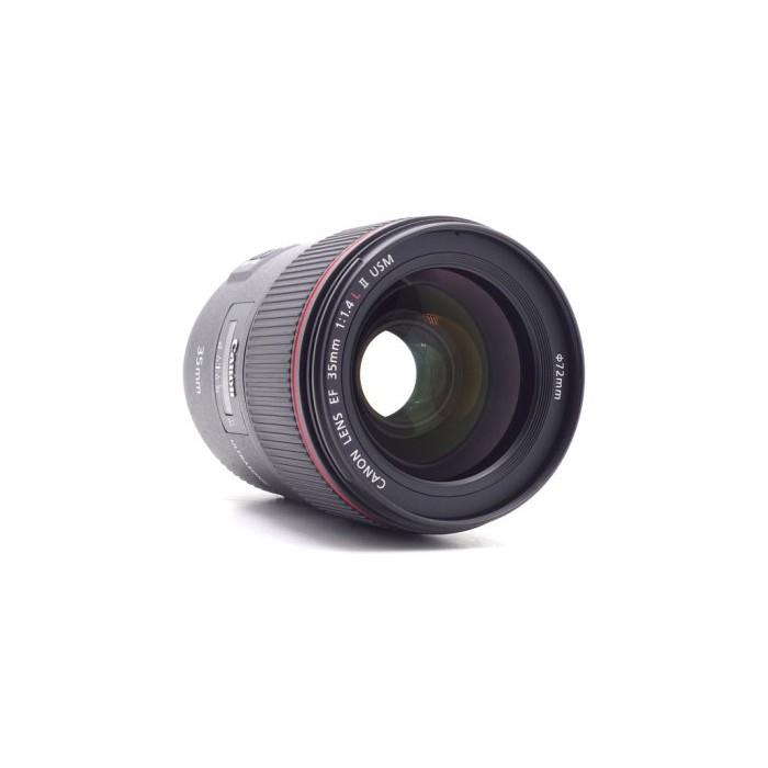 【莫比爾3C】Canon EF 35mm f1.4 L II USM 二手 定焦鏡 鏡頭 #59676