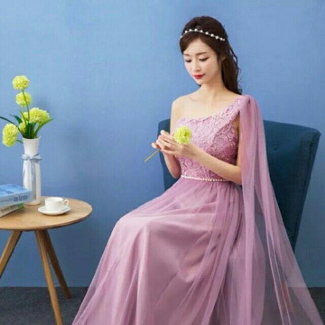 婚紗禮服 長禮服 伴娘禮服 宴會禮服婚紗 表演服