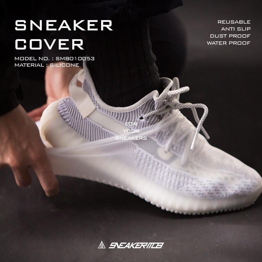 《INSTACOP》Seaker Mob SNEAKER COVER 黑 白 2色 防滑 防雨鞋套 防水 鞋套 雨鞋套