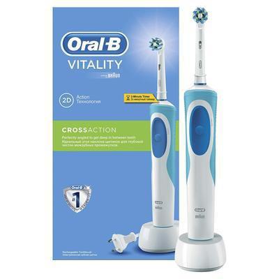 正品德國博朗OralB/歐樂B成人充電式D12 電動牙刷   D12013