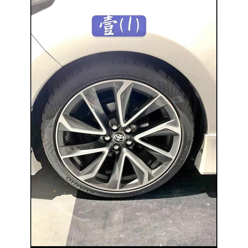 ✨售 ✨Toyota AURIS /corolla sport 原廠18吋鋁圈 x4