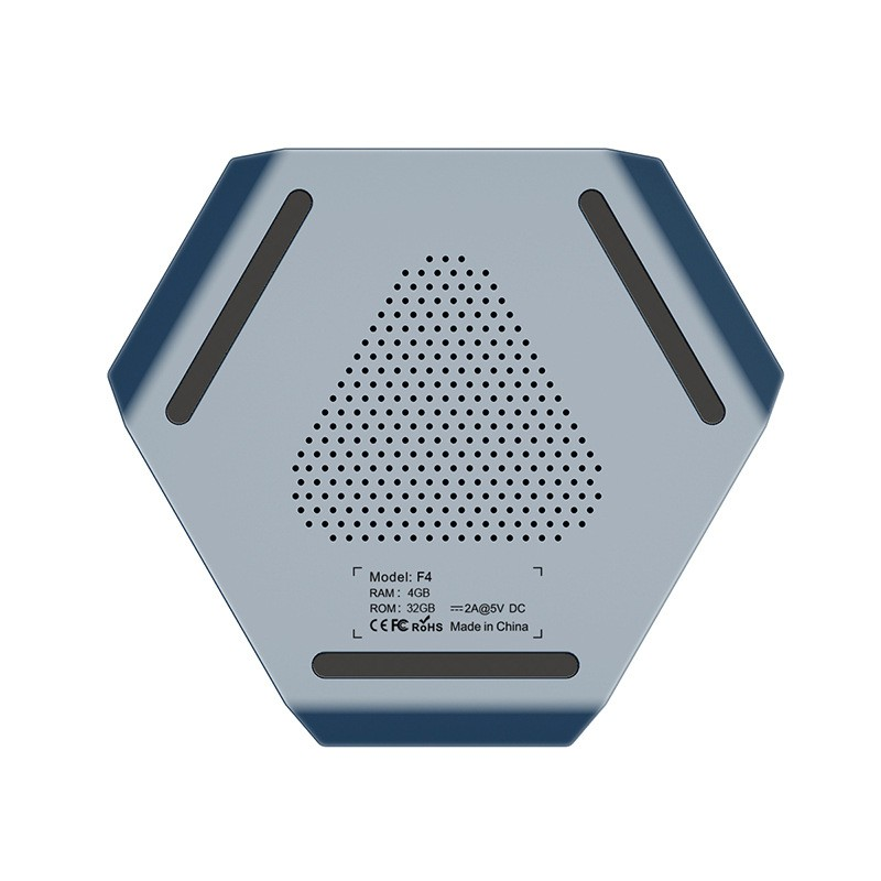 A95X F4 智能電視盒作業系統版本Android 11 S905X4網絡播放器 2.4G/5GWiFi TV BOX