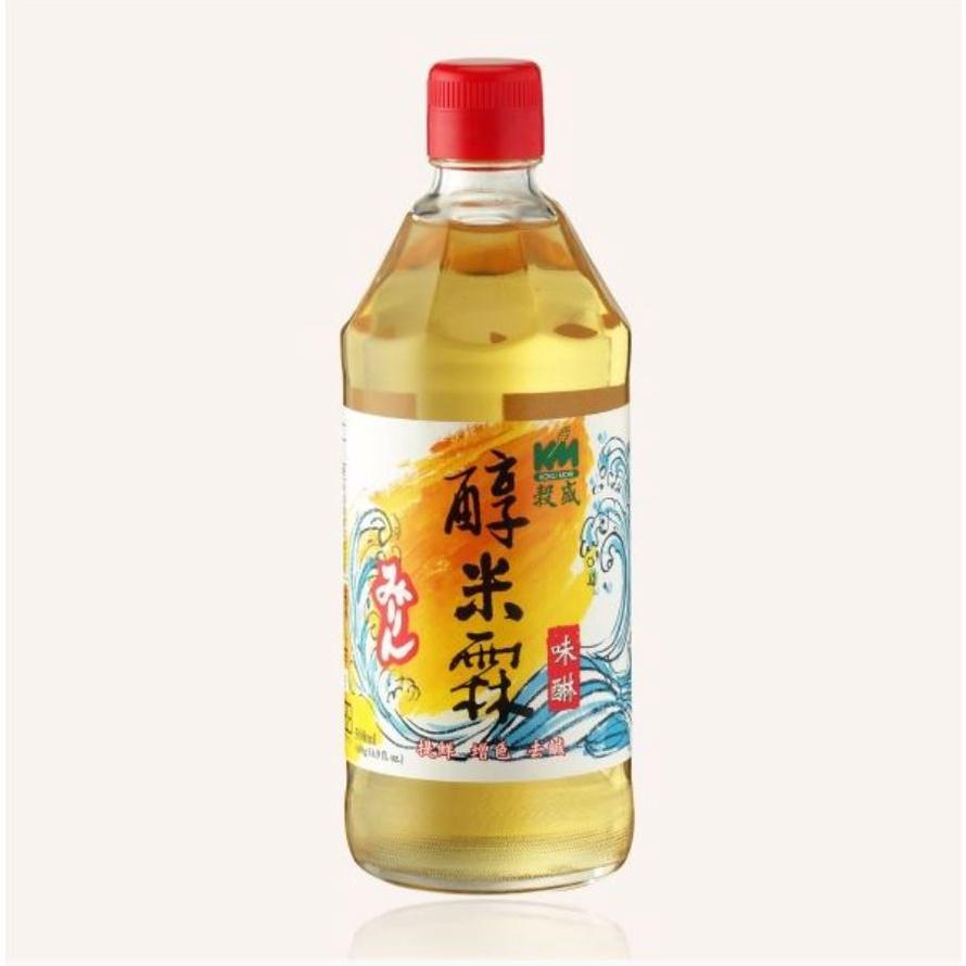 【泰盛精選】穀盛 醇米霖 味醂 500ml/1800ml