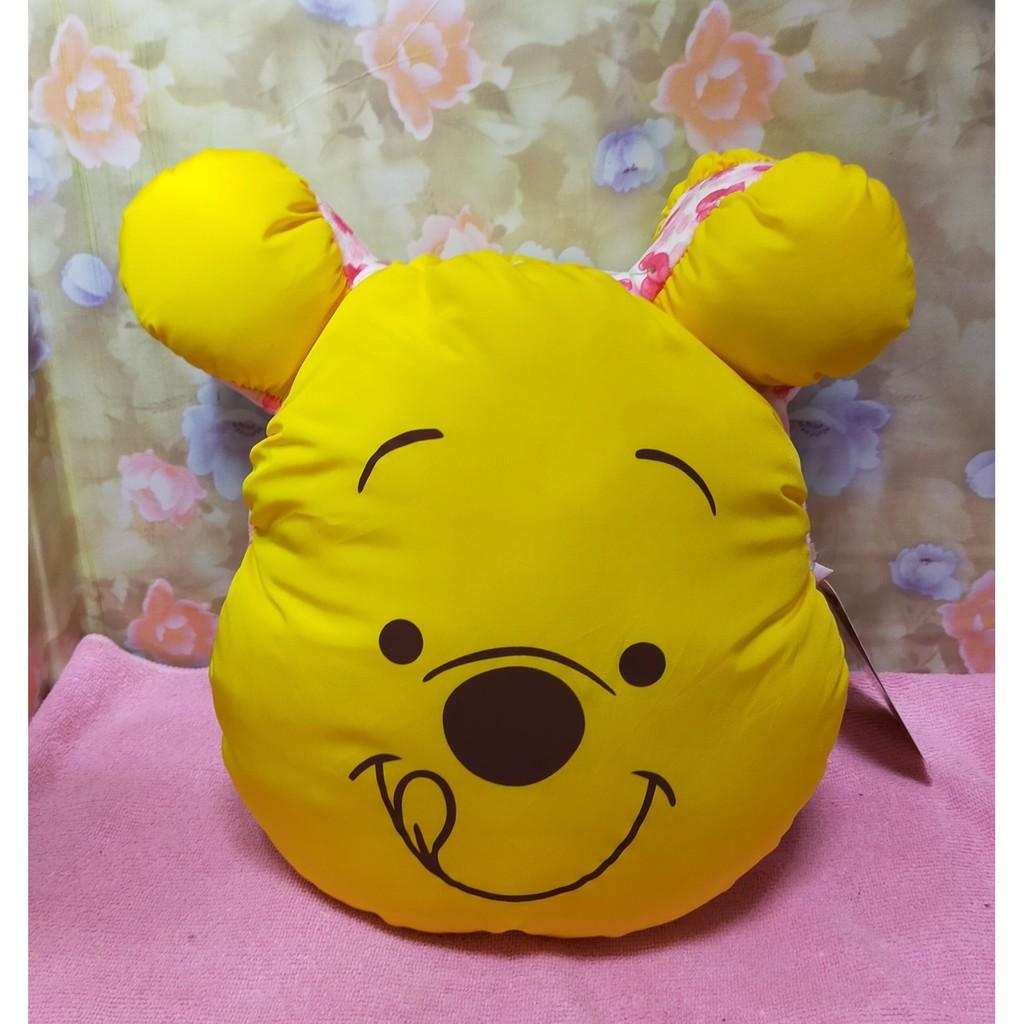 正版迪士尼 小熊維尼 夾心餅乾抱枕 靠枕 餅乾枕 造型枕 Disney 夾心抱枕