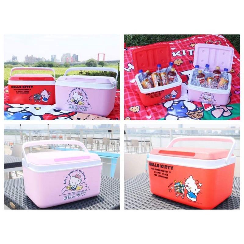 Hello Kitty 🌸行動保冰桶