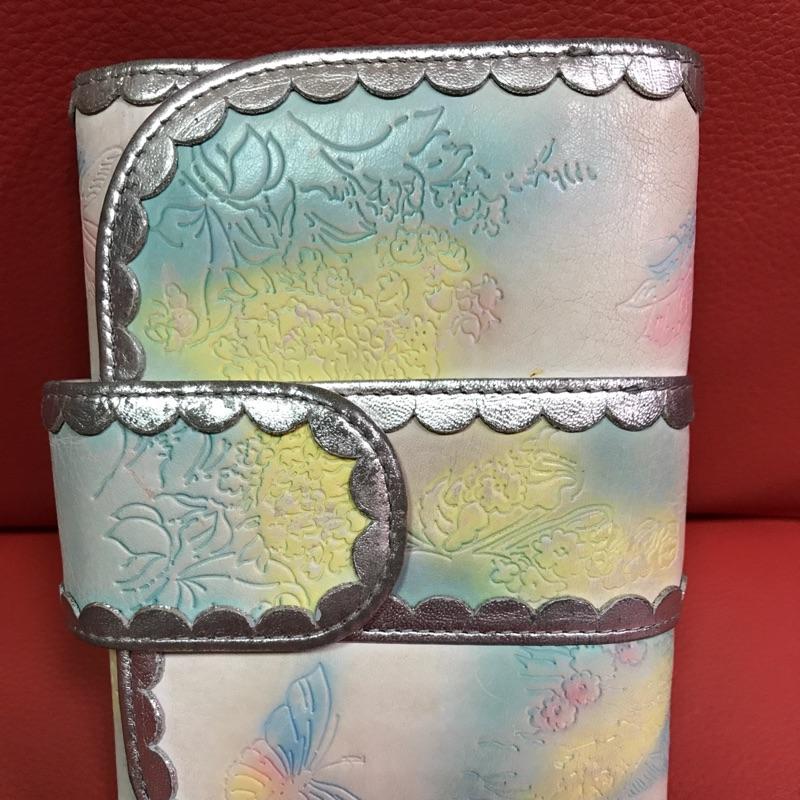 Anna Sui 三折皮夾