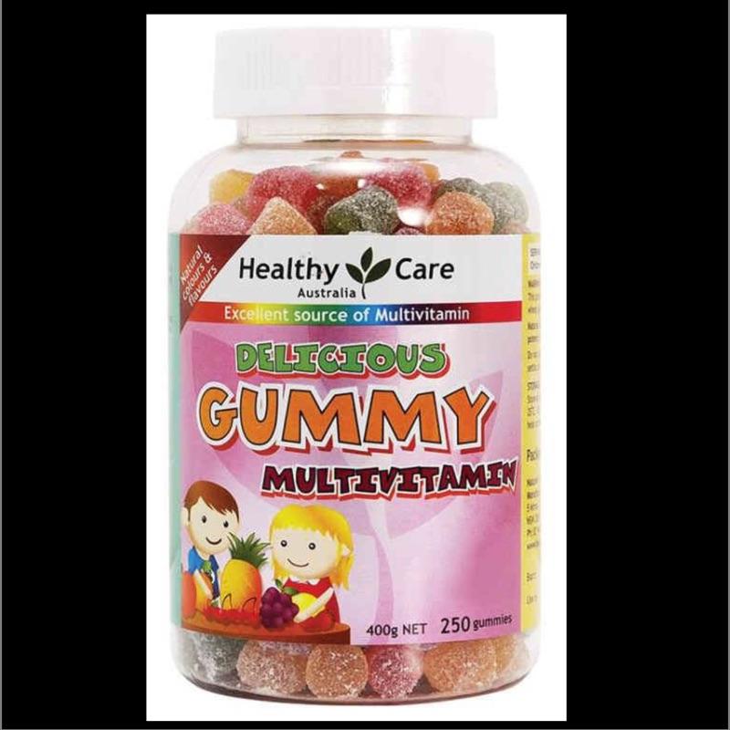 (代購)澳洲兒童綜合維他命軟糖
