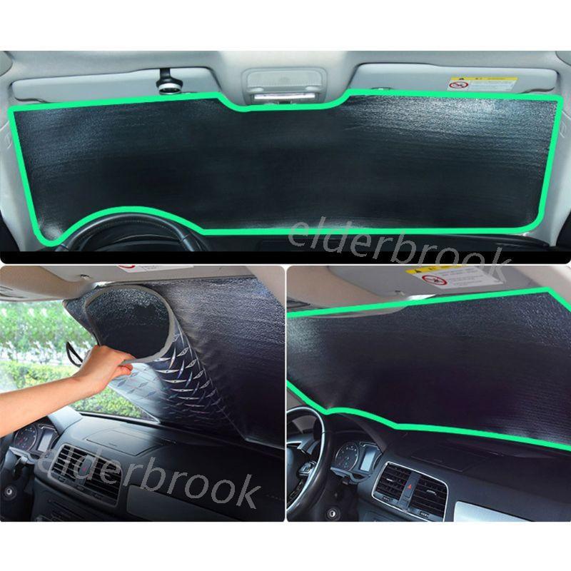 Edb * 汽車前窗遮光罩遮陽簾遮陽簾遮陽簾紫外線防護汽車