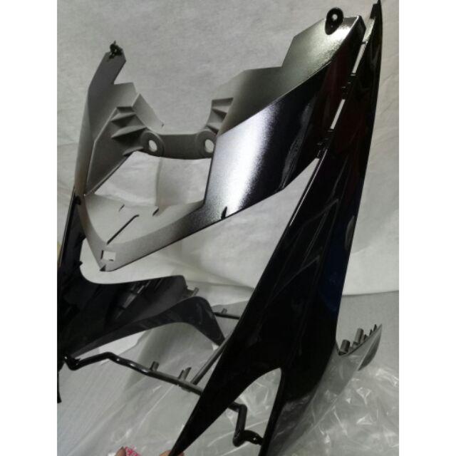 YAMAHA 山葉 原廠 勁戰 三代 (亮黑) 前車殼 新勁戰 H殼 面板 擋風板 前擋板