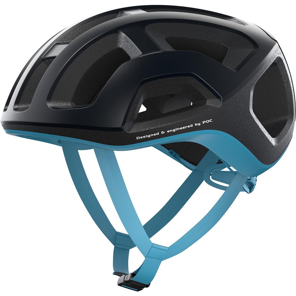 新款 POC Ventral Lite 安全帽 (消光黑/藍) 輕量化 自行車 / 直排輪 台灣公司貨